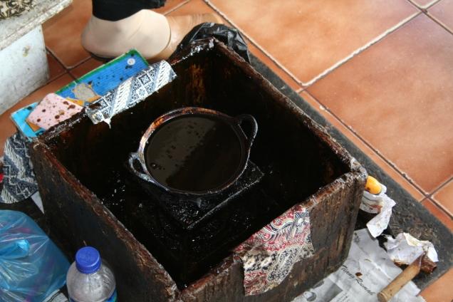 2008 Jan Bali 47 Batik Wax